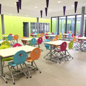 M341 TABLES SULLY, M313 CHAISES 2T3M - MARLY LA VILLE (95)