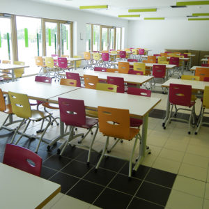 M372 TABLES ISSY & M313 CHAISES ZOOM