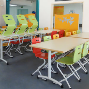 M341 TABLES SULLY & M313 CHAISES ZOOM - FONTENAY LE COMTE (85)