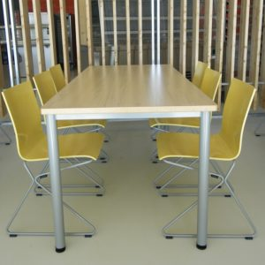 M149 TABLES IVRY & M391 CHAISES XTY - CLISSON (44)