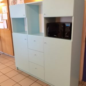 BUFFET MICRO ONDES - ITEP LE CARDO, ORVAULT (44)